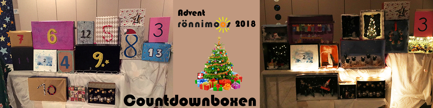 Banner Advent fertig